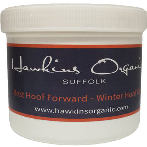 Hawkins Organic: Winter Hoof Gel - Honest Riders