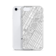 Load image into Gallery viewer, New York Typographic iPhone Case