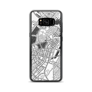Boston Typographic Samsung Case