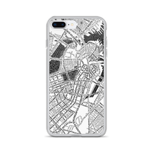 Load image into Gallery viewer, Boston Typographic iPhone Case