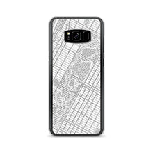 Load image into Gallery viewer, New York Typographic Samsung Case