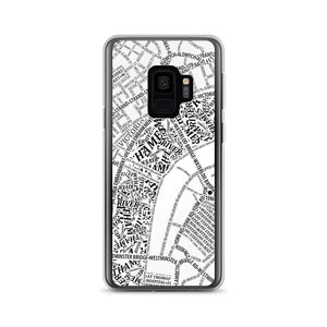 London Typographic Samsung Case