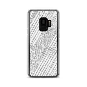 New York Typographic Samsung Case