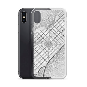 Madison Typographic iPhone Case