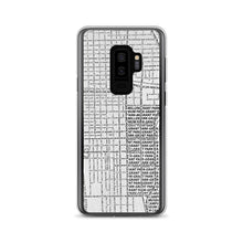 Load image into Gallery viewer, Chicago Typographic Samsung Case
