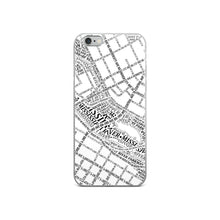 Load image into Gallery viewer, Minneapolis Typographic iPhone Case