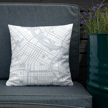 Load image into Gallery viewer, Minneapolis Typographic Premium Pillow