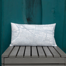 Load image into Gallery viewer, Philadelphia Typographic Premium Pillow