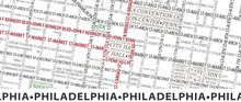 Load image into Gallery viewer, Philadelphia Typographic Mug