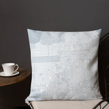 Load image into Gallery viewer, San Francisco Typographic Premium Pillow
