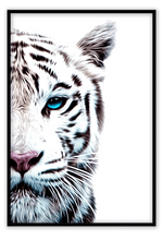 Load image into Gallery viewer, Italian Luxury Group Print 50x70cm / Black Tiger Brand