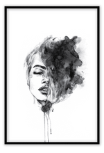 Load image into Gallery viewer, Italian Luxury Group Print 50x70cm / Black Dreamer Brand