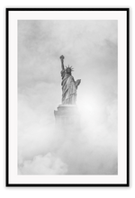 Load image into Gallery viewer, Italian Luxury Group Print 50x70cm / Black Liberty Brand