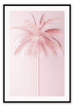Load image into Gallery viewer, Italian Luxury Group Print 50x70cm / Black Pink Palm Brand