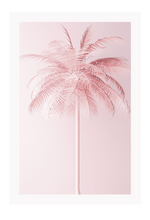 Load image into Gallery viewer, Italian Luxury Group Print 60x90cm / Unframed Pink Palm Brand