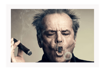 Load image into Gallery viewer, Italian Luxury Group Print 60x90cm / Unframed Jack Nicholson Brand