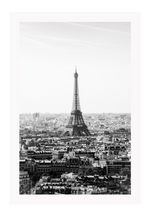 Load image into Gallery viewer, Eiffel B&W