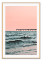 Load image into Gallery viewer, Italian Luxury Group Print 50x70cm / Natural Pink Sky Brand