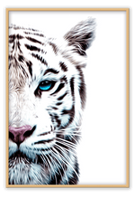 Load image into Gallery viewer, Italian Luxury Group Print 50x70cm / Natural Tiger Brand