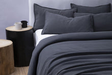Load image into Gallery viewer, Bemboka Ripple Cotton Duvet Covers & Pillow Cases