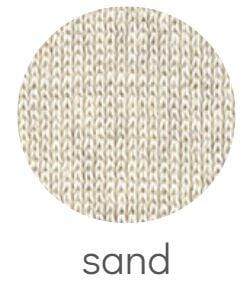 Bemboka Cotton Throws 130x210 Sand Bemboka Trieste Pure Cotton Throws - Pre-Shrunk Brand