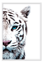 Load image into Gallery viewer, Italian Luxury Group Print 50x70cm / White Tiger Brand