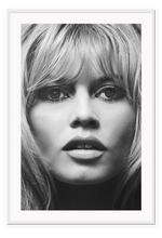 Load image into Gallery viewer, Italian Luxury Group Print 50x70cm / White Brigitte Bardot Brand