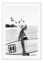 Load image into Gallery viewer, Italian Luxury Group Print 50x70cm / White Katerina Surf Brand
