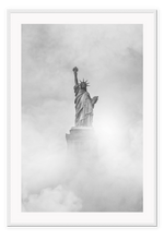 Load image into Gallery viewer, Italian Luxury Group Print 50x70cm / White Liberty Brand