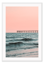 Load image into Gallery viewer, Italian Luxury Group Print 50x70cm / White Pink Sky Brand