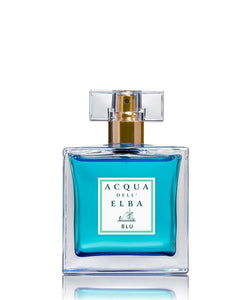 Italian Luxury Group EAU DE TOILETTE Acqua Dell'Elba Blu Eau De Toilette For Women's Fragrance 50 ml Brand
