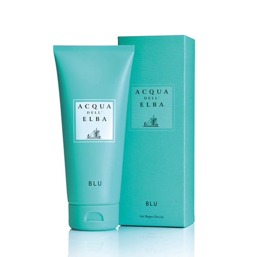 Acqua Dell'Elba Blu Shower Gel for Men's 200 ml - italianluxurygroup.com.au