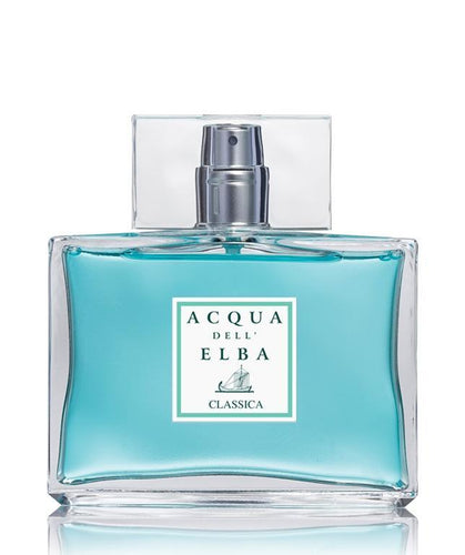 Acqua Dell'Elba Classica Eau De Toilette For Men's Fragrance 100 ml - italianluxurygroup.com.au
