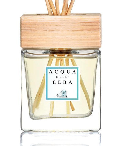 Acqua Dell'Elba Profumi Del Monte Capanne Fragrance Large Diffuser 84,5 fl.oz 2.5 Litres With Sticks - italianluxurygroup.com.au