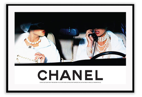 Chanel 90s Billboard - italianluxurygroup.com.au