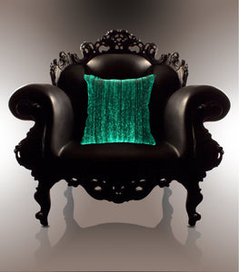 Dreamlux Fullstar Optic Fibre Collection Chairs and Sofa Square Cushions Multiple Colours - italianluxurygroup.com.au
