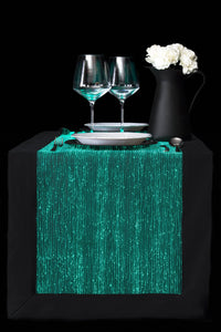 Dreamlux Optic Fibre Runner Green Tiffany Colour - italianluxurygroup.com.au