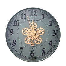 Load image into Gallery viewer, Henri Modern wall clock Green - italianluxurygroup.com.au