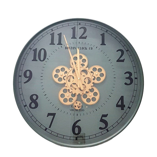 italianluxurygroup.com.au Clock Henri Modern wall clock Green Brand
