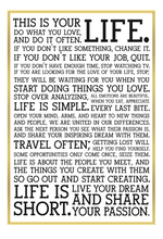 Load image into Gallery viewer, Holstee Manifesto - italianluxurygroup.com.au