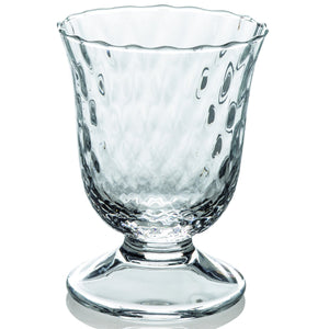 Ivv Fiordaliso Set 2 Goblet Optic Clear Cl.24 - italianluxurygroup.com.au