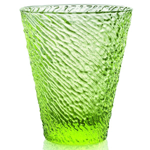 Ivv Iroko Set 6 Tumbler Acid Green 300ml - italianluxurygroup.com.au