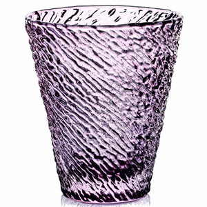 Ivv Iroko Set 6 Tumbler Amethyst 300ml - italianluxurygroup.com.au