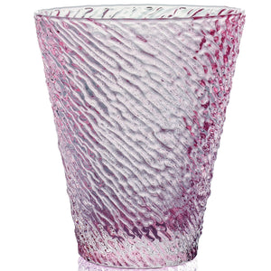 Ivv Iroko Set 6 Tumbler Pink 300ml - italianluxurygroup.com.au