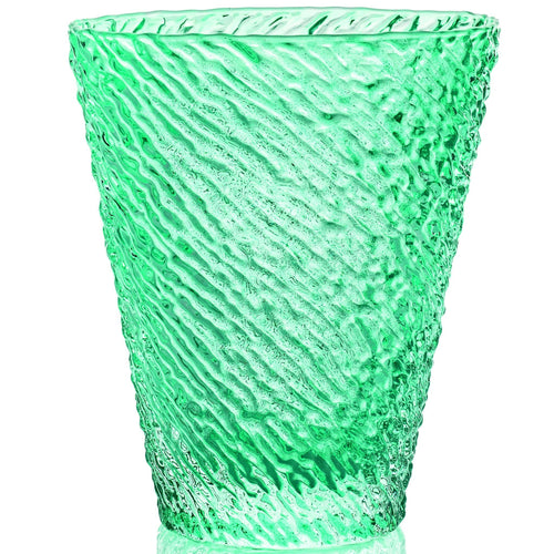Ivv Iroko Set 6 Tumbler Turquoise 300ml - italianluxurygroup.com.au