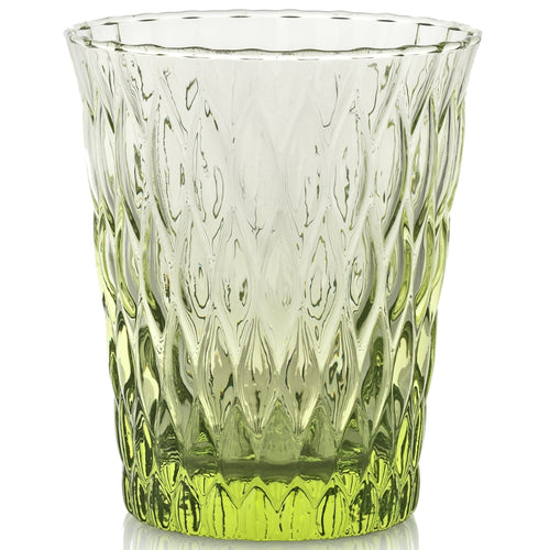 Ivv Loto Set 6 Tumbler Acid Green Cl.32 - italianluxurygroup.com.au