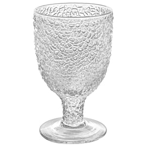 Ivv Special Set 6 Goblet Clear 300ml - italianluxurygroup.com.au