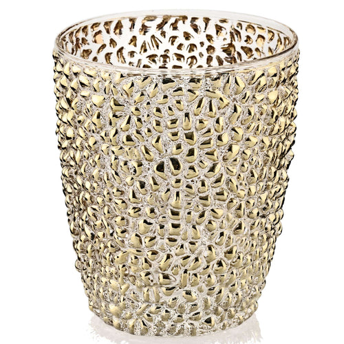 Ivv Special Set 6 Tumbler Gold Decoration 400ml - italianluxurygroup.com.au
