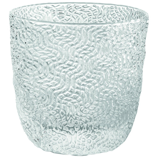 Ivv Tricot Set 6 Tumbler Clear Cl.30 - italianluxurygroup.com.au