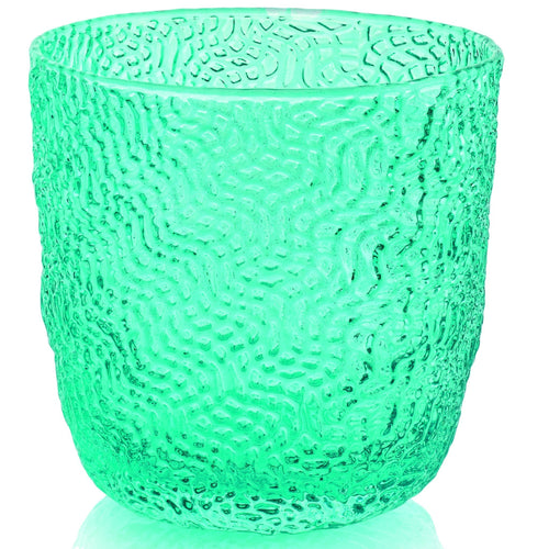 Ivv Tricot Set 6 Tumbler Turquoise 300ml - italianluxurygroup.com.au